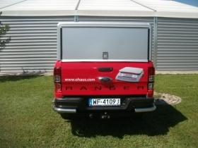 Zabudowy specjalistyczne - Ford Ranger