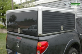 ZPT hard top - Mitsubishi L200
