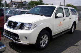 Nissan Navara - GDDKiA