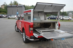 ZPT hard top - Ford Ranger