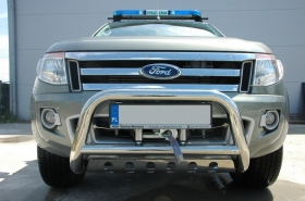 Forest Guard - Ford Ranger