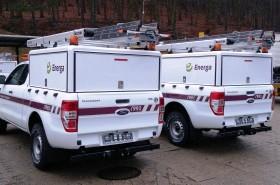 Zabudowy ENERGA - Ford Ranger
