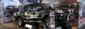 Steeler's stand on IAA Hannover 2012