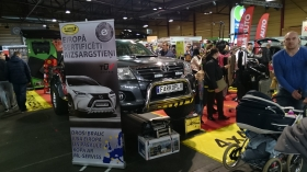 Ryga  International MotorShow 2017